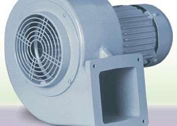 Empresa de ventilador axial