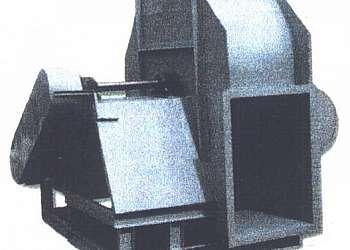 Exaustor industrial de telhado